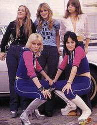 The Runaways Young And Fast