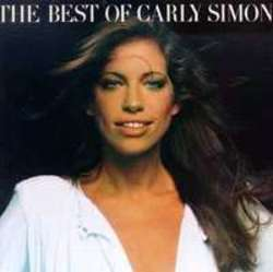 Carly Simon In The Wee Small Hours Of The